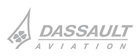 Logo partenaire Dassault aviation